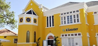 Hotel 't Klooster in willemstad Curacao
